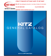 GENARAL CATALOGUE - KITZ